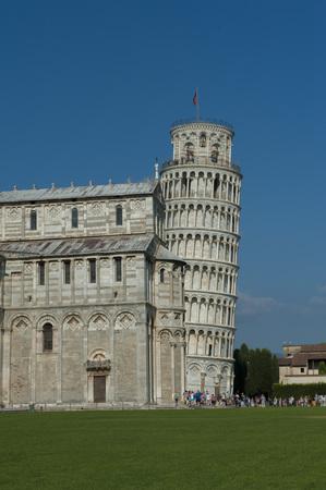 pisa: Leaning Tower Of Pisa