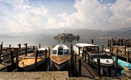 Lake Orta, Isola San Giulio photo