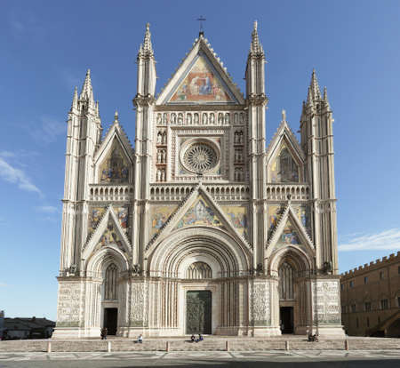 umbria: Orvieto Cathedral, Umbria, Italy