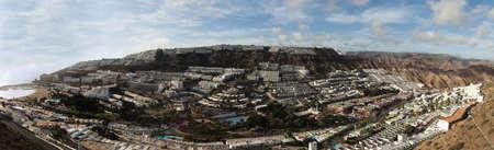 gran: Panorama of Puerto Rico, Gran Canaria