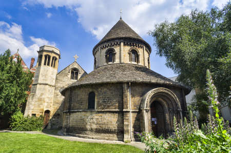 sepulchre: Church of Holy Sepulchre known as the Round Church in Cambridge