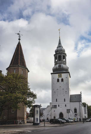 14th: Cathedral of St  Budolf in Aalborg, Denmark is constructed at the end of the 14th century in Gothic style