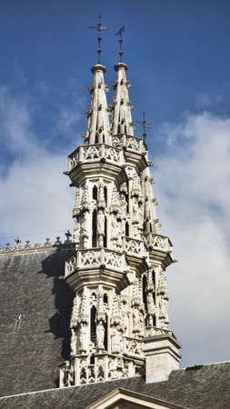flanders: Town Hall Flanders, Belgium