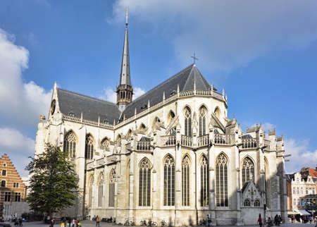 leuven: Saint Peter s church, Leuven, Belgium