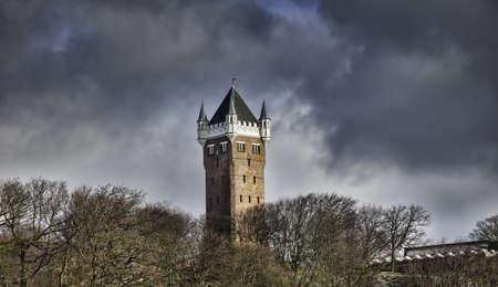 Watertower in Esbjerg, Denmark Stock Photo - 17896589