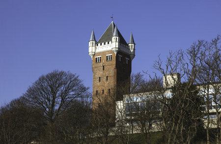 wody wieży: Esbjerg, Denmark  The old water tower