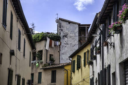 lucca: Lucca, Tuscany, Italy  old Streets