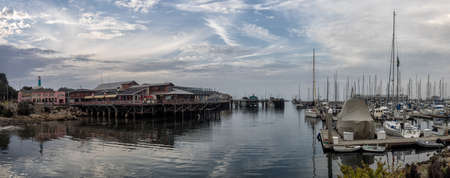 monterey: Monterey Stock Photo