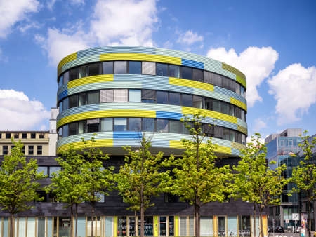 associations: Consumer associations round office in Berlin Germany
