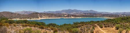 Lake Cachuma near Santa Barbara, California