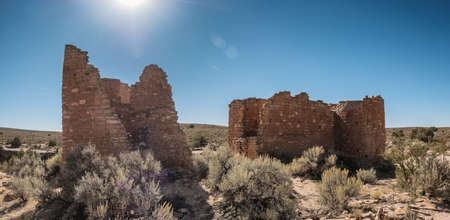 Hovenweep National Monument in Colorado and Utah, USA