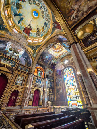 The Heavenly Cthedral in Sharm El Sheikh, Sinai Egypt