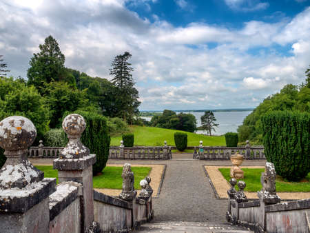 Belvedere house exterior in Ireland