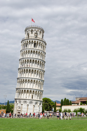 Tower of Pisa, Italy Editorial