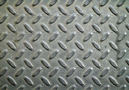 Diamant-Metall-Hintergrund-Textur, die von Sonnenlicht Standard-Bild - 5115930