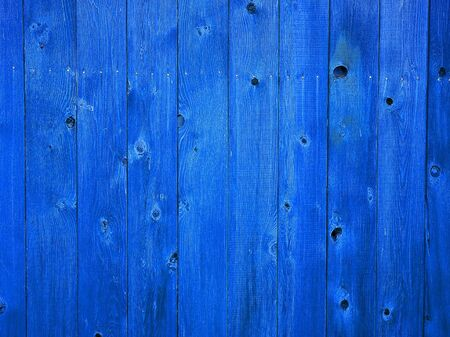 navy blue background: Vertical wooden fence boards for backgrounds or textures
