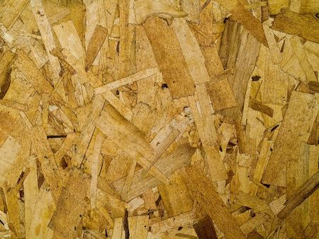 Press particle board made of wood flakes Stock Photo - 5637370