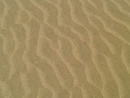 Abstract background of sand ripples at the beach photo