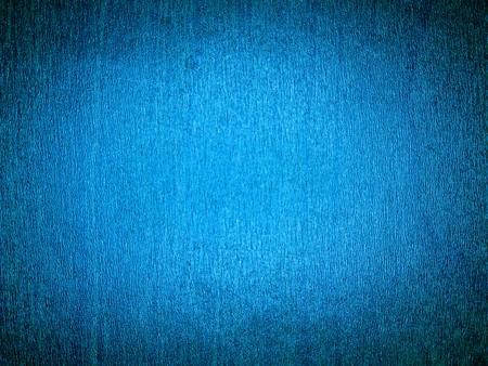 Wood Grain Background blau mit ein Bright-Center Standard-Bild - 6881126