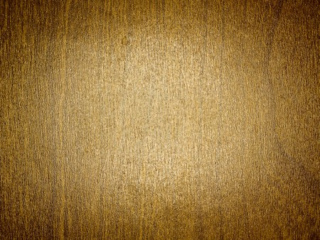 Wood Grain Background Tan with a Bright Center Stock Photo