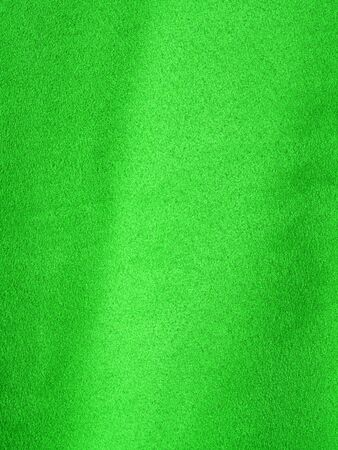Full Frame Background of Lime Green Suede-like Fabric Stock Photo - 7948440