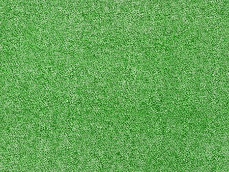 Full Frame Background of a Green Denim Fabric Pattern photo