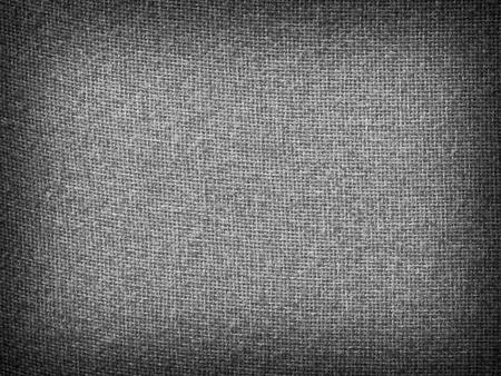 Atelier encadr�e sur fond gris Grunge Texture jute  Banque d'images