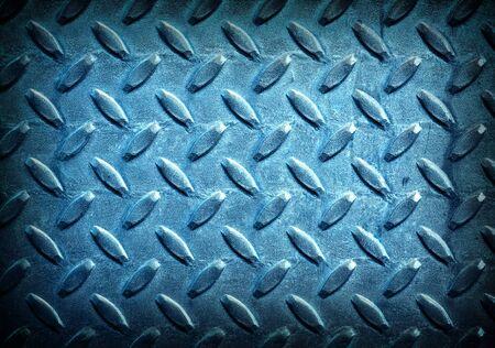 Diamond Gold Toned Metal Background Texture with Dark Edge Stock Photo