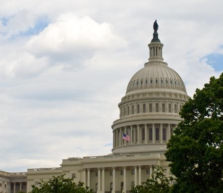 United States Capitol Building in Washington DC Stock Photo - 10005808