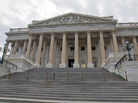 D�tails de la United States Capitole � Washington DC Banque d'images