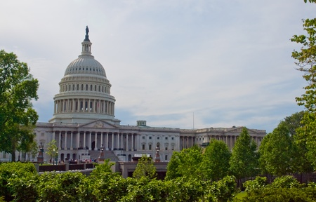 United States Capitol Building in Washington DC photo