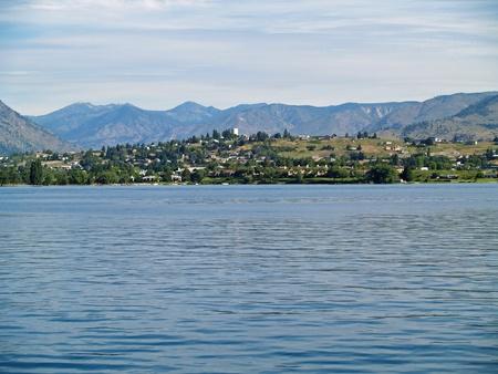 米国ワシントン湖シュランの家