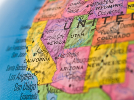 western state: Global Studies - Western United States Focus on California and Nevada