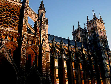 workship: Westminster Abbey at Dawn