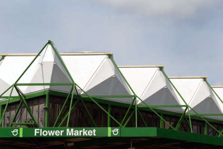 Flower Market Cover