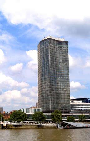 Millbank Tower Stock Photo