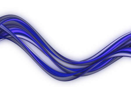 curved lines: Abstract elegant background design with space for your text