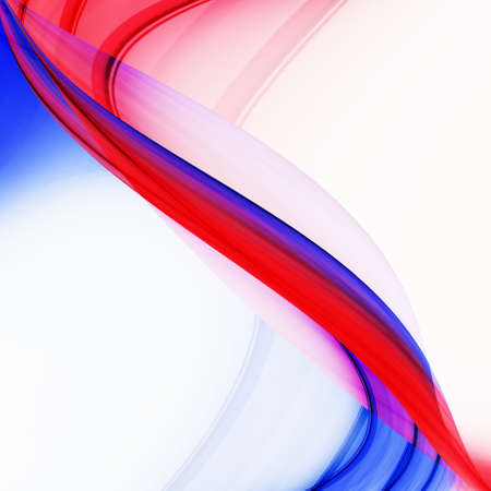 red and blue: Abstract elegant background design with space for your text