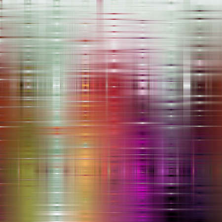Abstract illustrated glass background pattern