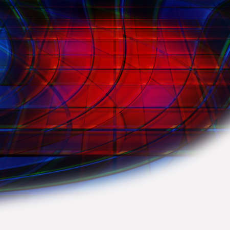 Abstract illustrated glass background pattern photo