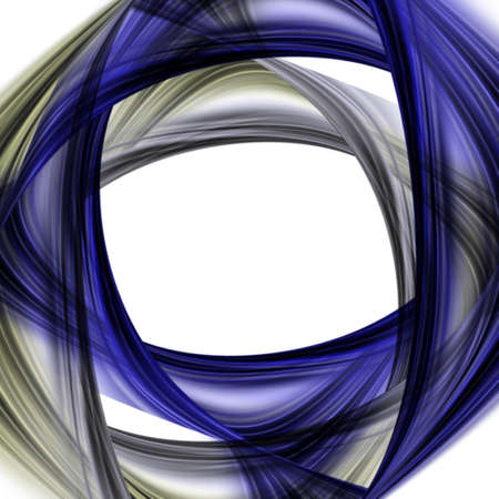 curved line: Abstract elegant background design with space for your text