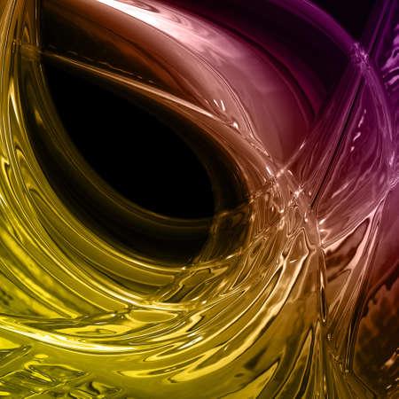 Ilustración de diseño fantástico fondo abstracto de elegante y potente