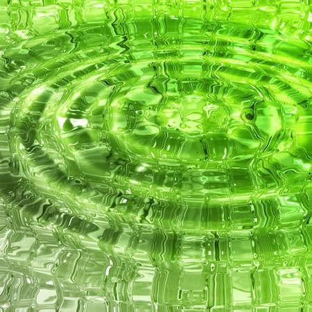 Resumen maravilloso diseño de fondo de onda ilustrado de color