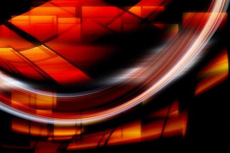 幻想的な抽象的なエレガントでパワフルな背景イラスト 写真素材