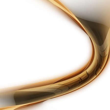 smooth curve design: Dise�o abstracto de fondo elegante con espacio para el texto