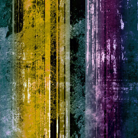 painted wall: Abstract illustrated grunge background pattern for your text Stock Photo