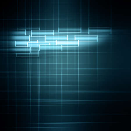 Futuristic technology background design photo