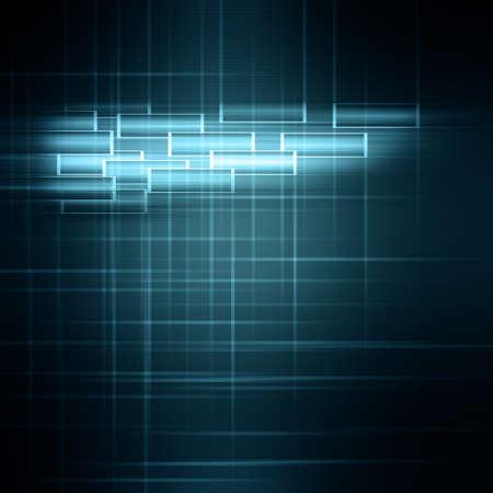 Futuristic technology background design Stock Photo - 14636096