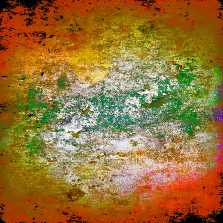 Abstract illustrated grunge background pattern for your text Stock Photo - 15254277