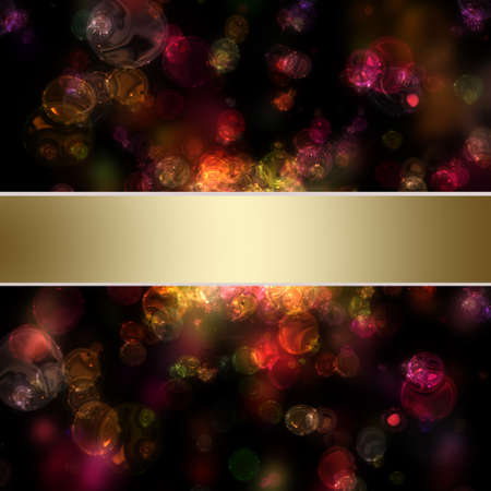 Fantastic powerful bubbles background design illustration Stock Illustration - 15538626